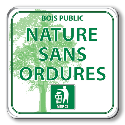 Nature sans ordures