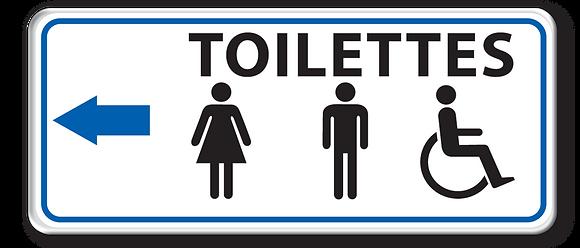 Toilettes fg