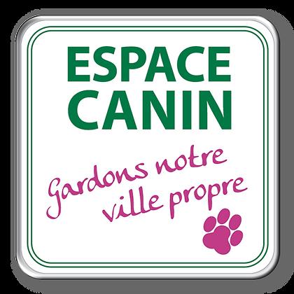 Espace Canin Blanc