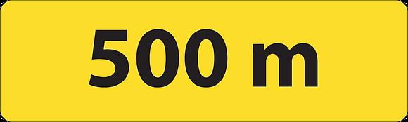 KM1 500 m