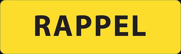 KM9 Rappel