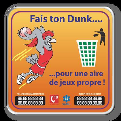 Fais ton Dunk