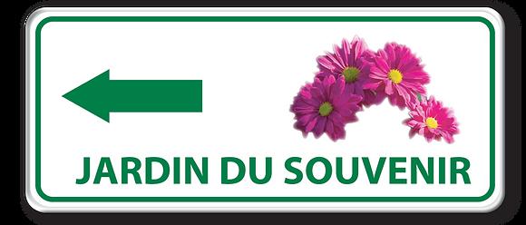 Jardin du Souvenir fg
