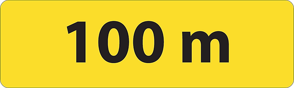 KM1 100 m