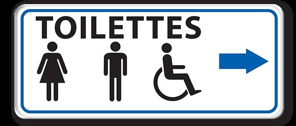 Toilettes fd