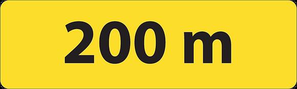 KM1 200 m