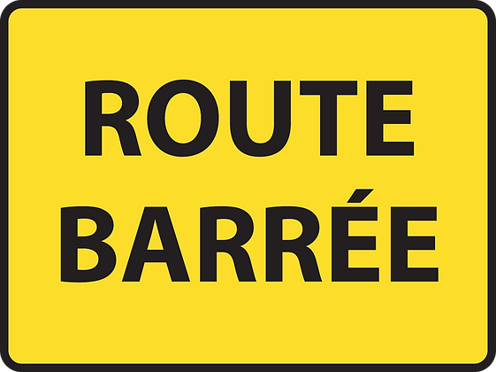 KC1 Route barrée