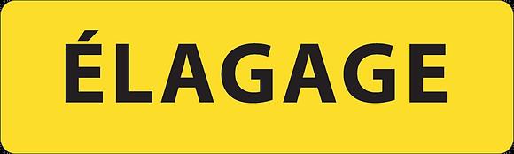 KM9 Elagage