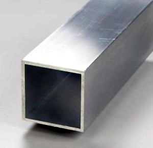 Piquet aluminium 1000 x 30 x 30 mm