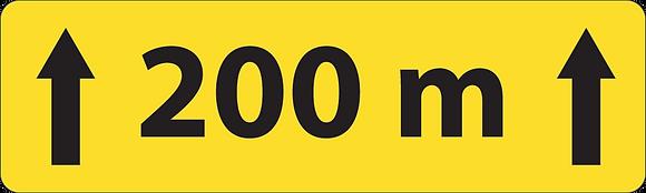 KM2 200 m
