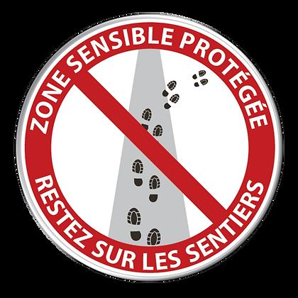 Zone sensible protégée