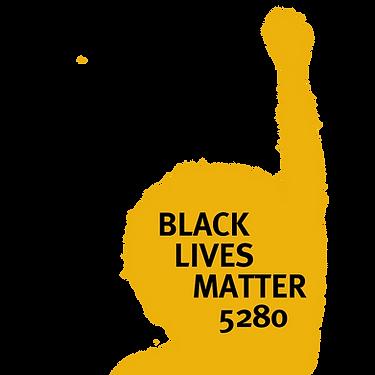 Black Lives Matter Logo - ReColor - Fist