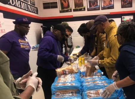 Black Men Feed Denver