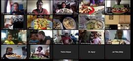 2020 Virtual Freedom School cooking class