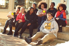 Family Photo, Fall 2019 Strategic Planning Retreat