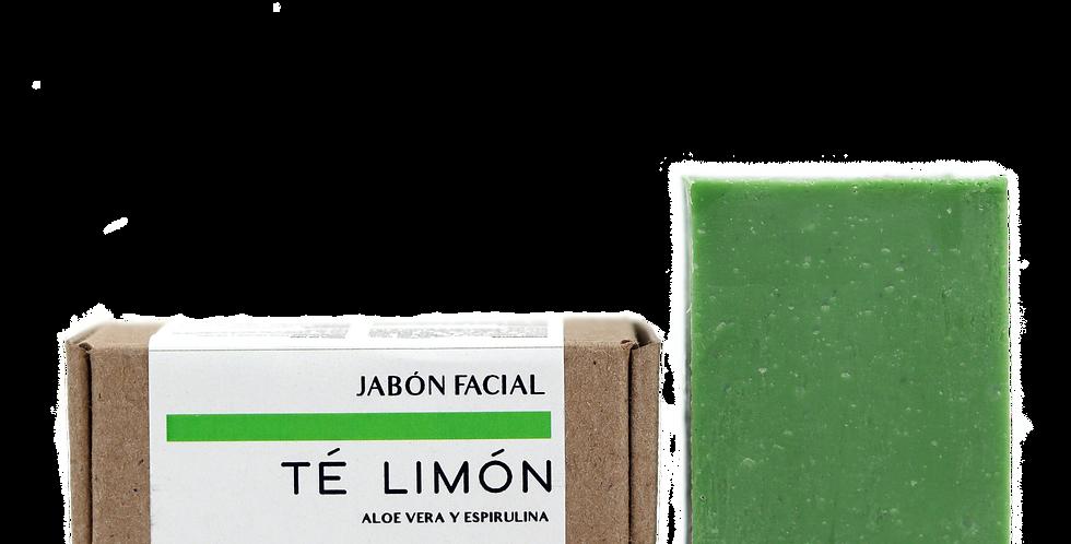 TÉ LIMÓN -jabón facial-