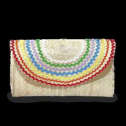 Bolsa -diseño  arcoiris-