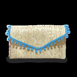 Bolsa -diseño pompones-