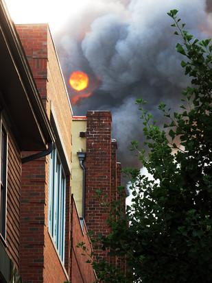 Georgia Theatre Fire