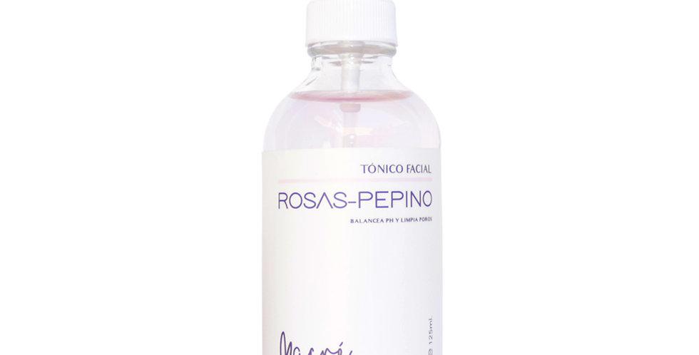 ROSAS/PEPINO -tónico facial-