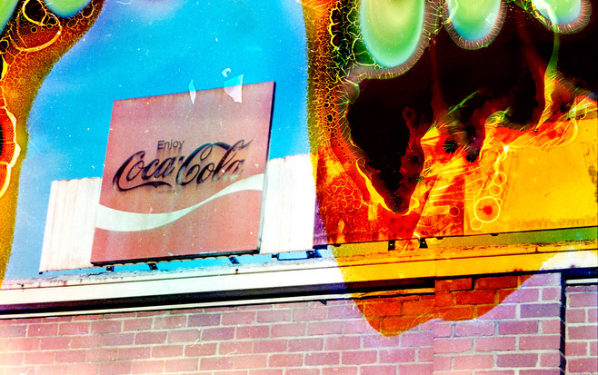 The Spectre of Coca-Cola (after CJL)
