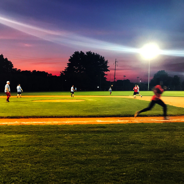 SouthSide Stripers vs. Automatic Meatballs