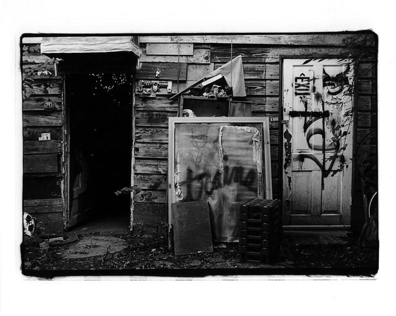 Spillage House - Shackside