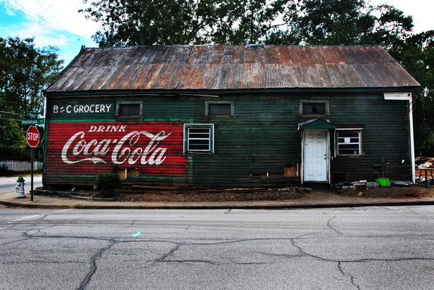 Former B&C Grocery