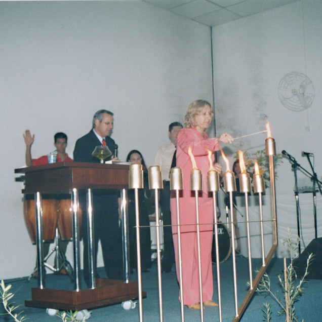 Hanukah - 2004