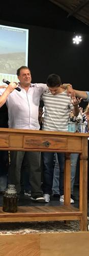 Ricardo e Vitor Akawwi