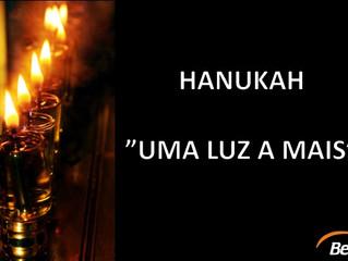 8ª LUZ - HANUKAH BETLEHEM