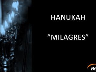 3ª LUZ - HANUKAH BETLEHEM