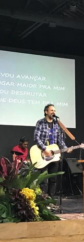 Pastor Alex Néias e Pastora Daisi Senna