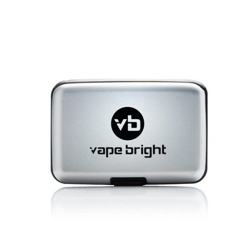VAPE BRIGHT BATTERY, CHARGER & CASE
