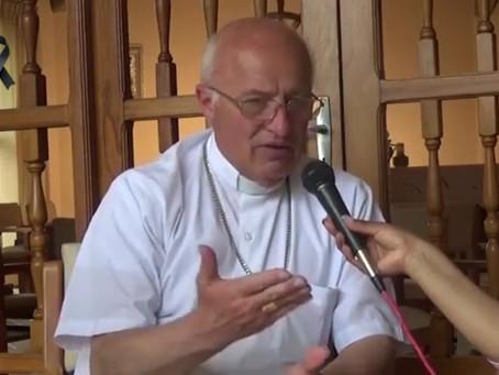 Bispo italiano morre aos 66 anos na Bolívia, vítima da Covid-19