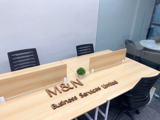 Fix Desk @ M&N Co-Working Space