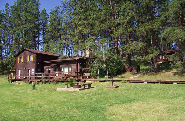 log cabins custer,SD/ black hills vacation home rentals.vacation cabins Custer SD