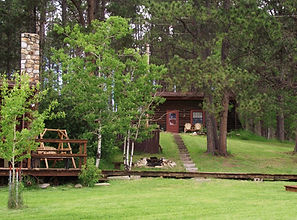 Log Cabins in Custer SD/ Black hills vacation home rentals