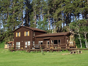 Custer Log Cabins, South Dakota, Black Hills Vacation