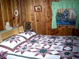 Camp Custer Log Cabins, cabin rentals custer SD