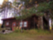 romantic black hills vacation cabin Custer South Dakota