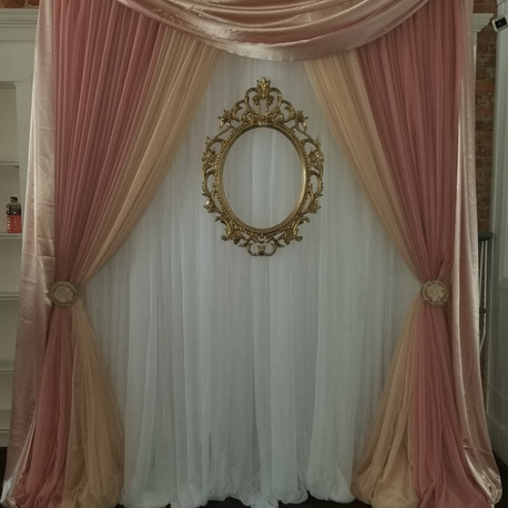 Double Layer Valence Draping