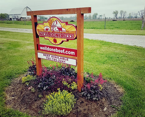 Well Done Beef, LLC (Greenfield, Indiana)