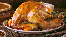 Sweet Orange & Olive Oil Turkey