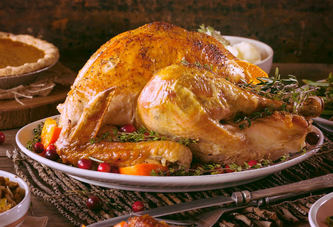 Sweet Orange & Olive Oil Turkey