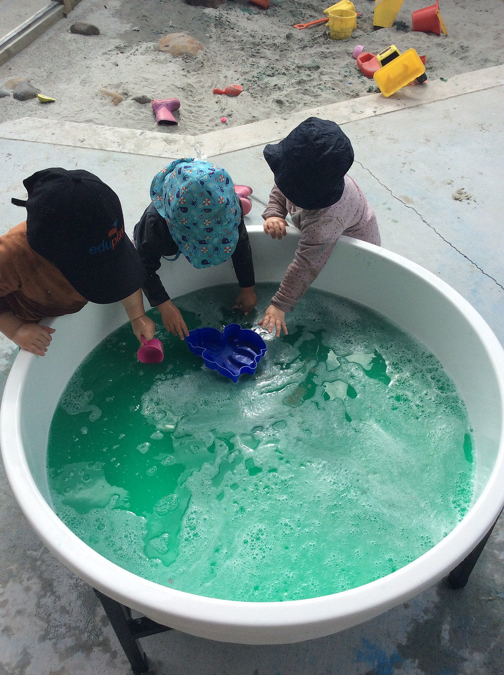 Eduplay Childcare Westgate - Water Play