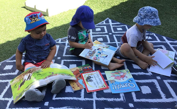 Eduplay Childcare Westgate - Reading Picnic