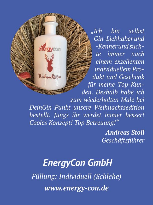 EnergyCon Gin