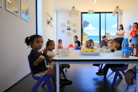 Eduplay Childcare Westagte Dining Room