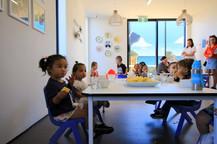 Eduplay Childcare Westagte Dining Room
